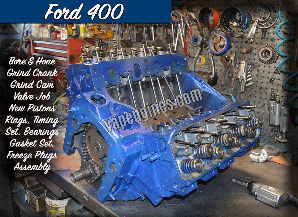 machine shop engine rebuild cost